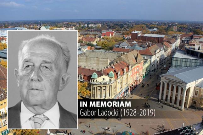 Preminuo Gabor Ladocki, Počasni građanin Subotice - komemoracija i sahrana danas
