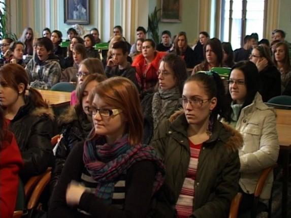 Kolektivno učlanjivanje srednjoškolaca u biblioteku