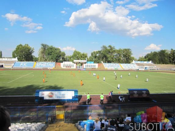 Fudbalska sreda na subotičkim terenima