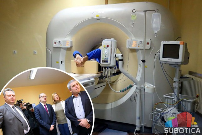 Bolnica dobila novi CT aparat