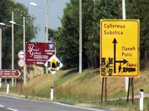 Uništeno 40 saobraćajnih znakova