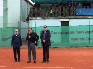 Svečano otvoreno prvenstvo Srbije u tenisu za juniore i juniorke do 18. godina