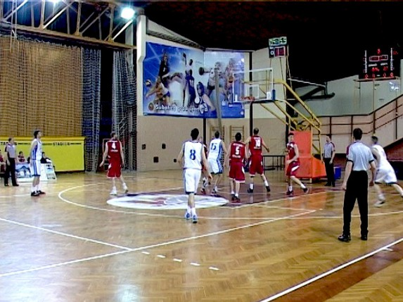Prvi poraz košarkaša Spartaka u novoj sezoni