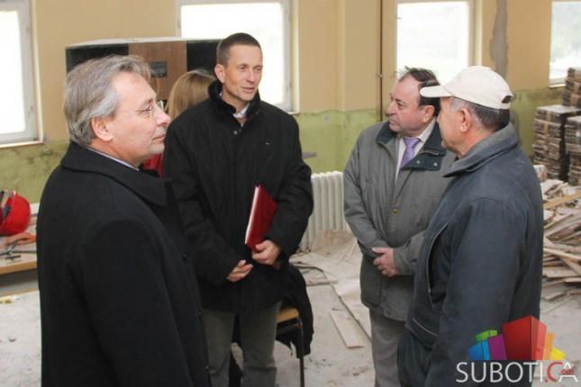 Praktična nastava Politehničke škole polako se seli u Harambašićevu