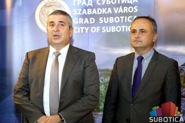 Novi ambasador Hrvatske u poseti Subotici