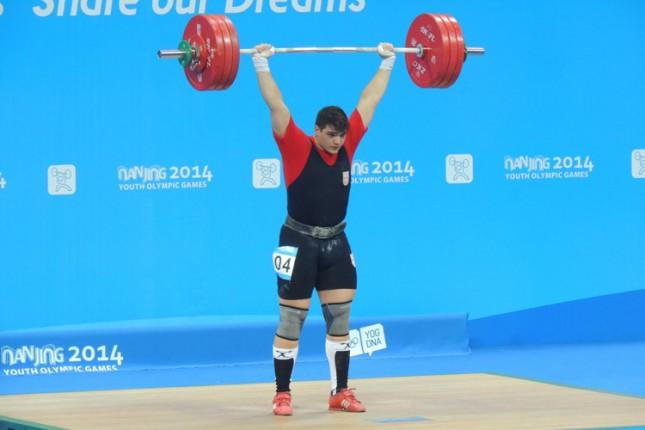 Srebrna medalja za Tamaša Kajdočija na Olimpijskim igrama mladih u Kini