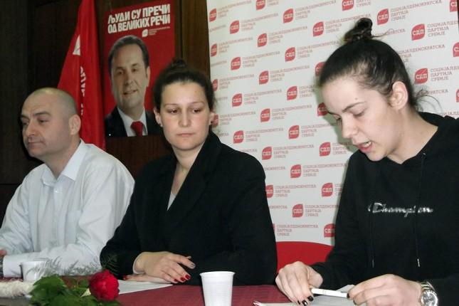 Održana izborna konferencija Foruma mladih SDPS