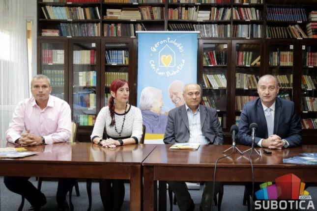 Delegacija iz BiH u poseti Gerontološkom centru