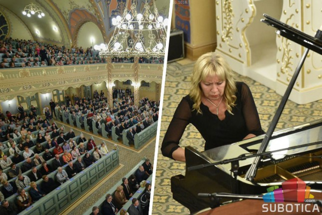 Koncertom klasične muzike započela proslava velikog jubileja Muzičke škole