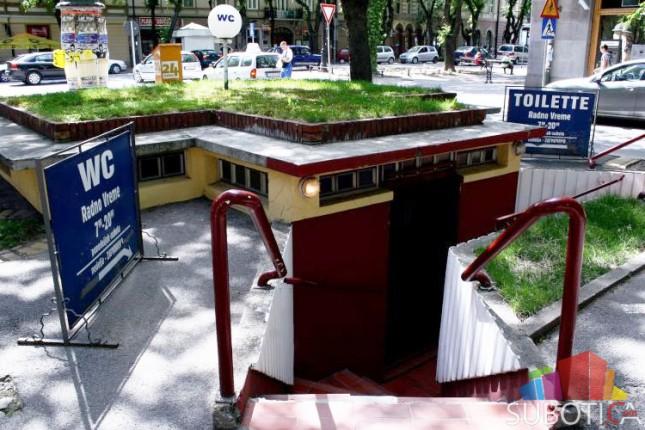 Uskoro počinje sanacija javnih toaleta u gradu