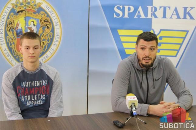 Košarka: Spartak u nedelju dočekuje Borac