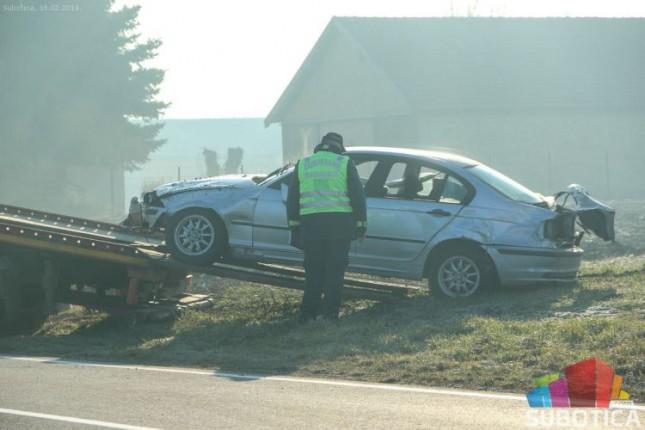 U saobraćajnoj nezgodi poginuo 21-godišnji mladić