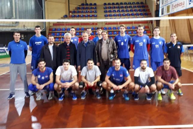 Čelnici Odbojkaškog saveza Srbije posetili Suboticu i razgovarali o stanju u klubovima i planovima