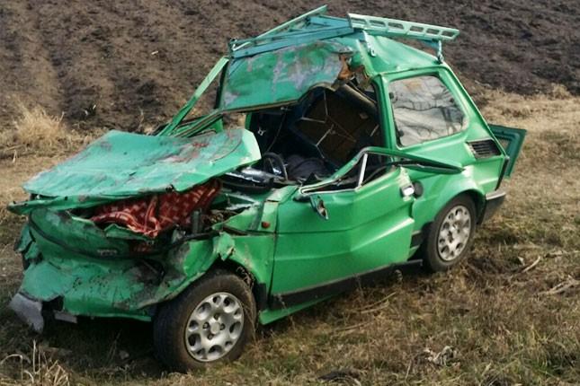 """Peglica"" naletela na kamion kod Oroma, poginuo 69-godišnjak"