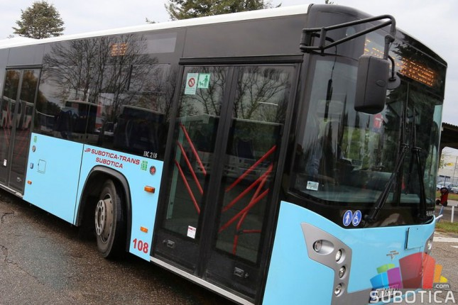 Od ponedeljka autobusi voze po subotnjem redu vožnje