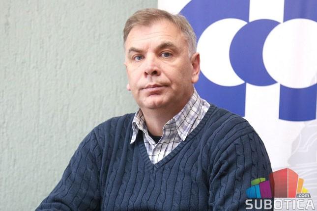 Huđi novi predsednik Saveza samostalnih sindikata Subotice