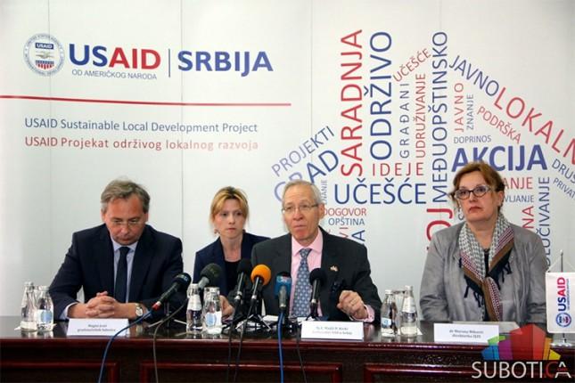 Subotica dobila najmoderniju laboratoriju za kontrolu hrane
