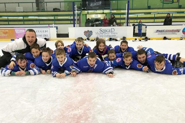 Hokej na ledu: Vikend prepun aktivnosti mlađih selekcija Spartaka