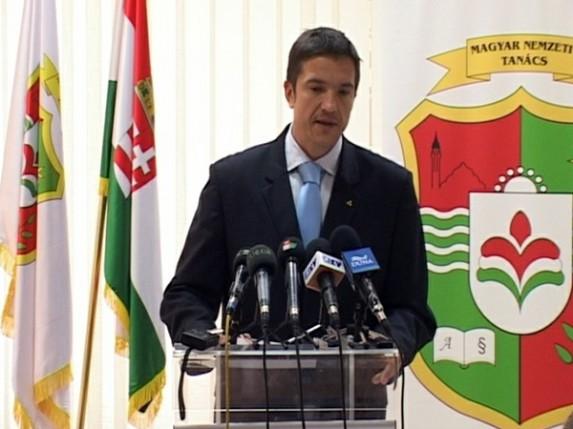 2 godine Mađarskog nacionalnog saveta