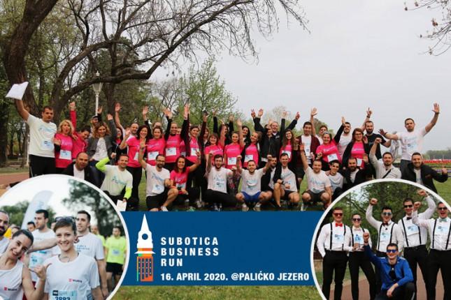 """U toku prijave za """"Subotica Business Run 2020"""""""