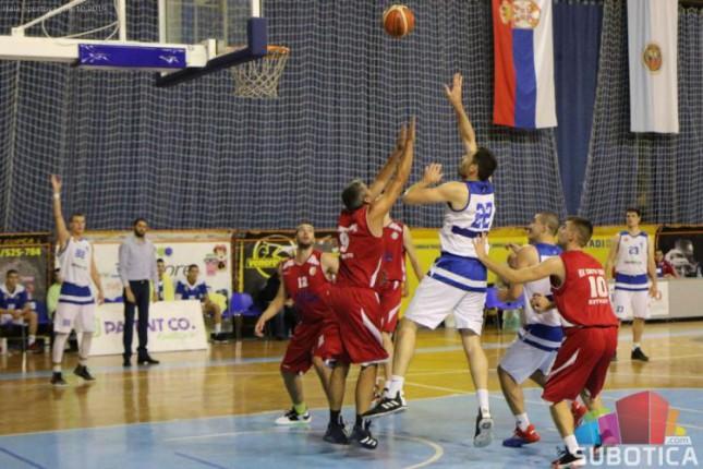 Košarka: Spartak danas od 16 časova protiv Konstantina za treću pobedu u nizu