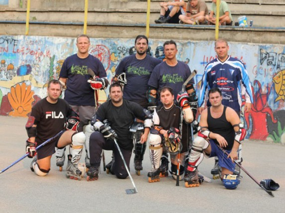 Održan 2. Inline hokej turnir
