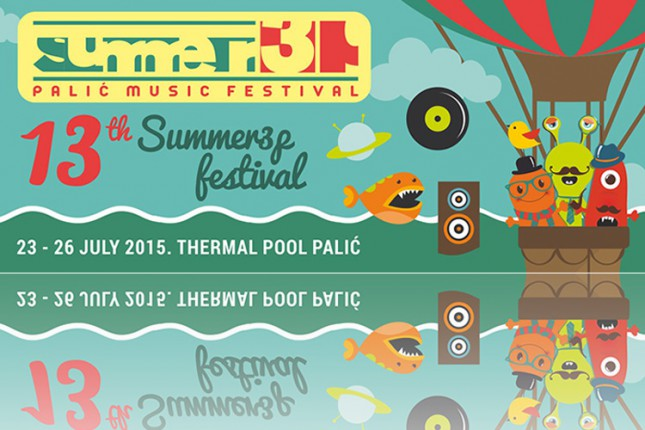 Atraktivan muzički program 13. Summer3p festivala