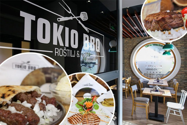 "Otvoren restoran ""Tokio BBQ"""