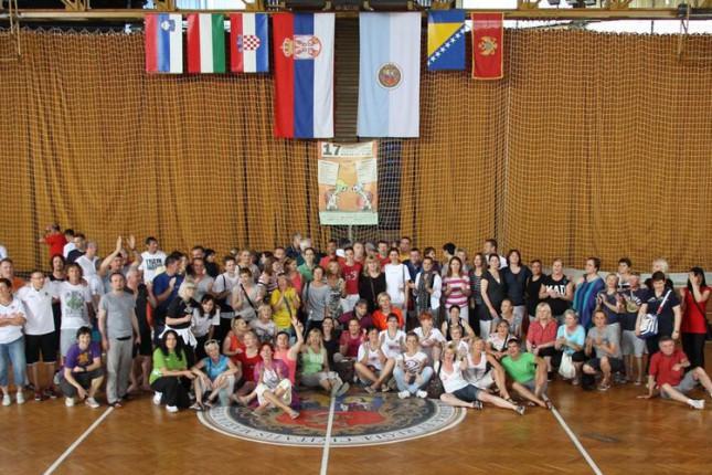 Turnir košarkaških veterana za vikend u Hali sportova