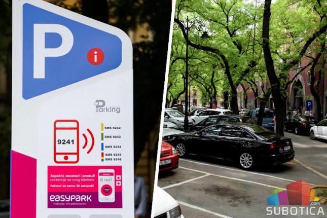 """Uz """"EasyPark"""" aplikaciju do lakšeg i jednostavnijeg korišćenja javnih parkinga"""