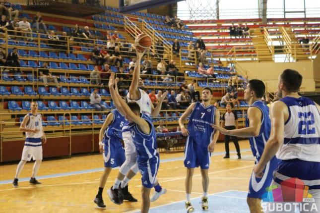 Košarka: Savladan i Konstantin za 3/3 Spartaka