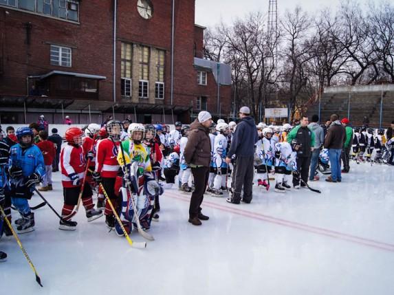 "Završen međunarodni hokejaški turnir ""Spartans 2013"""