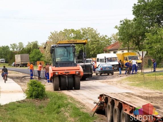 """MZ """"Železničko naselje"""": Hvala vam za asfaltiranje!"""