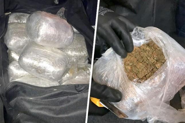 Na Horgošu zaplenjeno preko 20 kilograma marihuane