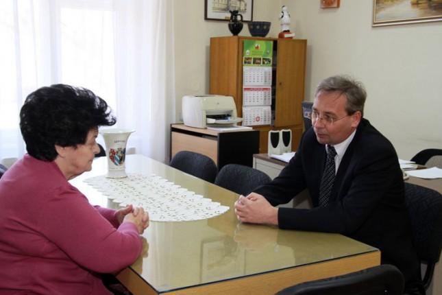 Gradonačelnik pružio podršku Gradskom udruženju penzionera