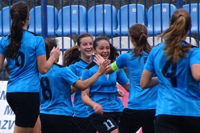 Fudbalerke Spartaka ubedljive protiv Sloge za desetu pobedu u nizu