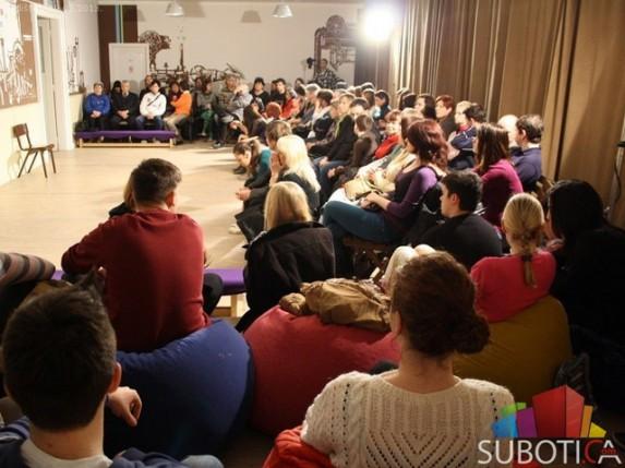 Javni čas pozorišne radionice na mađarkom jeziku