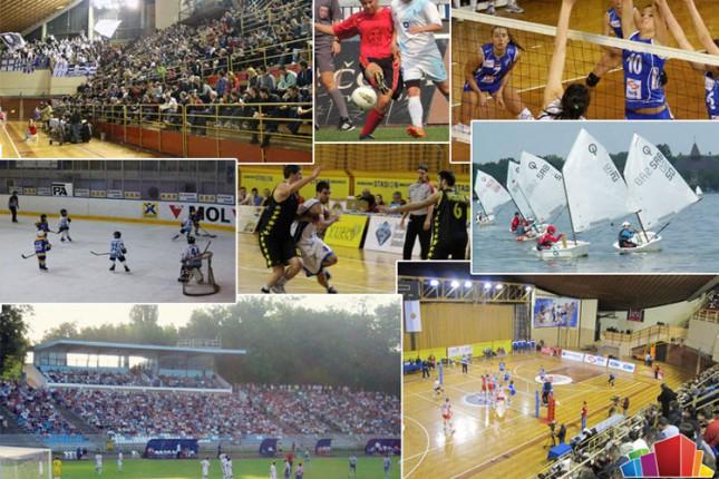 Najava sportskih dešavanja