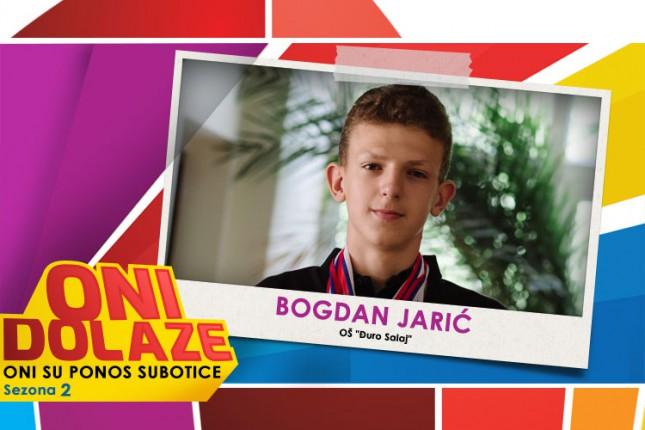 """Oni dolaze: Bogdan Jarić, sportista generacije OŠ """"Đuro Salaj"""""""