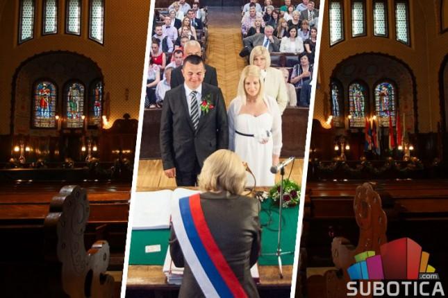 Prošle godine sklopljeno više od 600 brakova