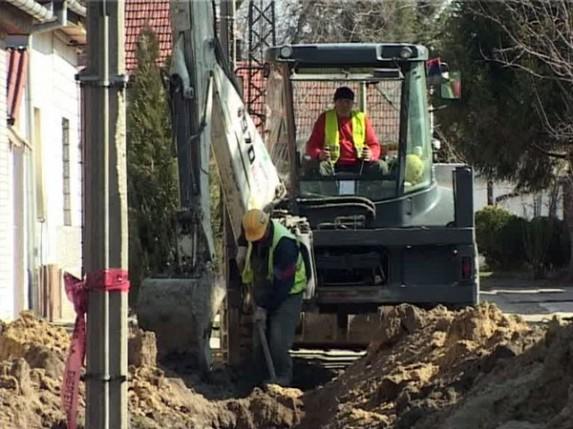 Kanalizacija stiže u Dravsku ulicu