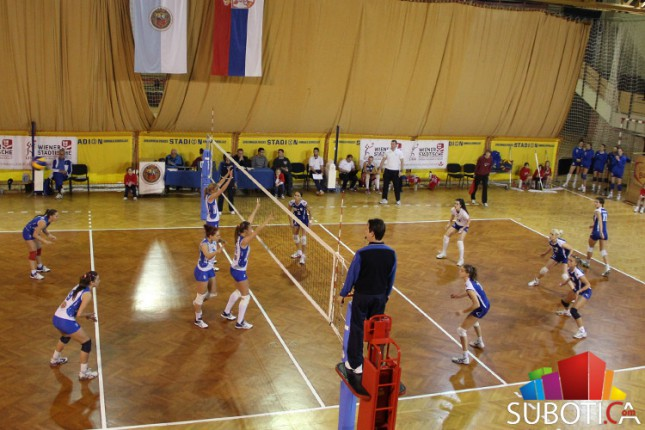 Odbojkašice Spartaka ubedljive protiv Železničara (3:0)