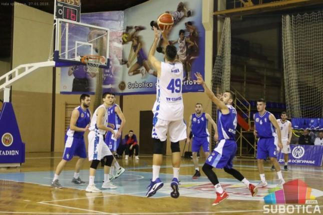 Košarka: Spartak gostuje Vršcu