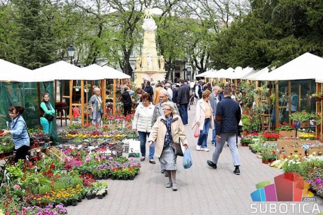 "Jesenja manifestacija cveća ""Garden flora"" od 25. do 28. oktobra"