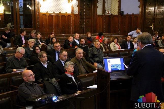 Prezentacija Platforme za unapređenje statusa Palićkog jezera