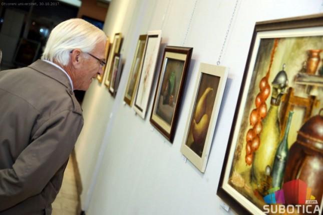 """Otvorena izložba likovne kolonije """"Bunarić 2016"""""""