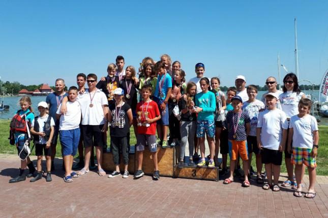 Jedriličarstvo: Na Palićkom jezeru održano Prvenstvo Vojvodine