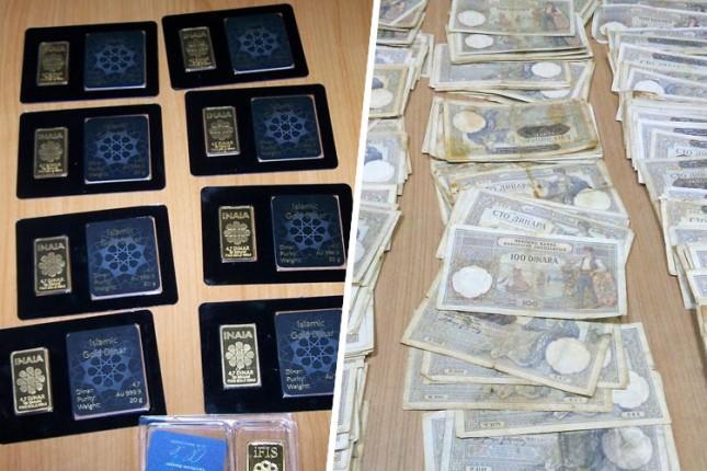 Carinici na Kelebiji i Horgošu sprečili krijumčarenje numizmatičkih predmeta i veće količine parfema