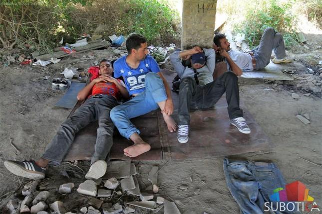 U Subotici zbog migranata vanredna situacija?