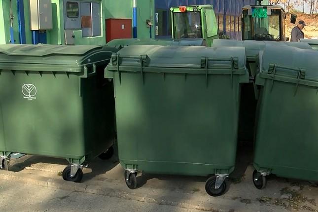 Započela zamena starih uličnih kontejnera